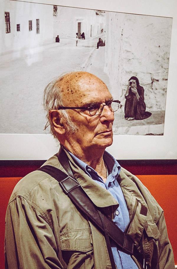 Carlos Saura, uno de los ponentes del Congreso © Las Recreativas