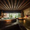 Es muy recomendable darse un baño de agua fría después del masaje, algo que podrás hacer en nuestro spa. © Las Recreativas