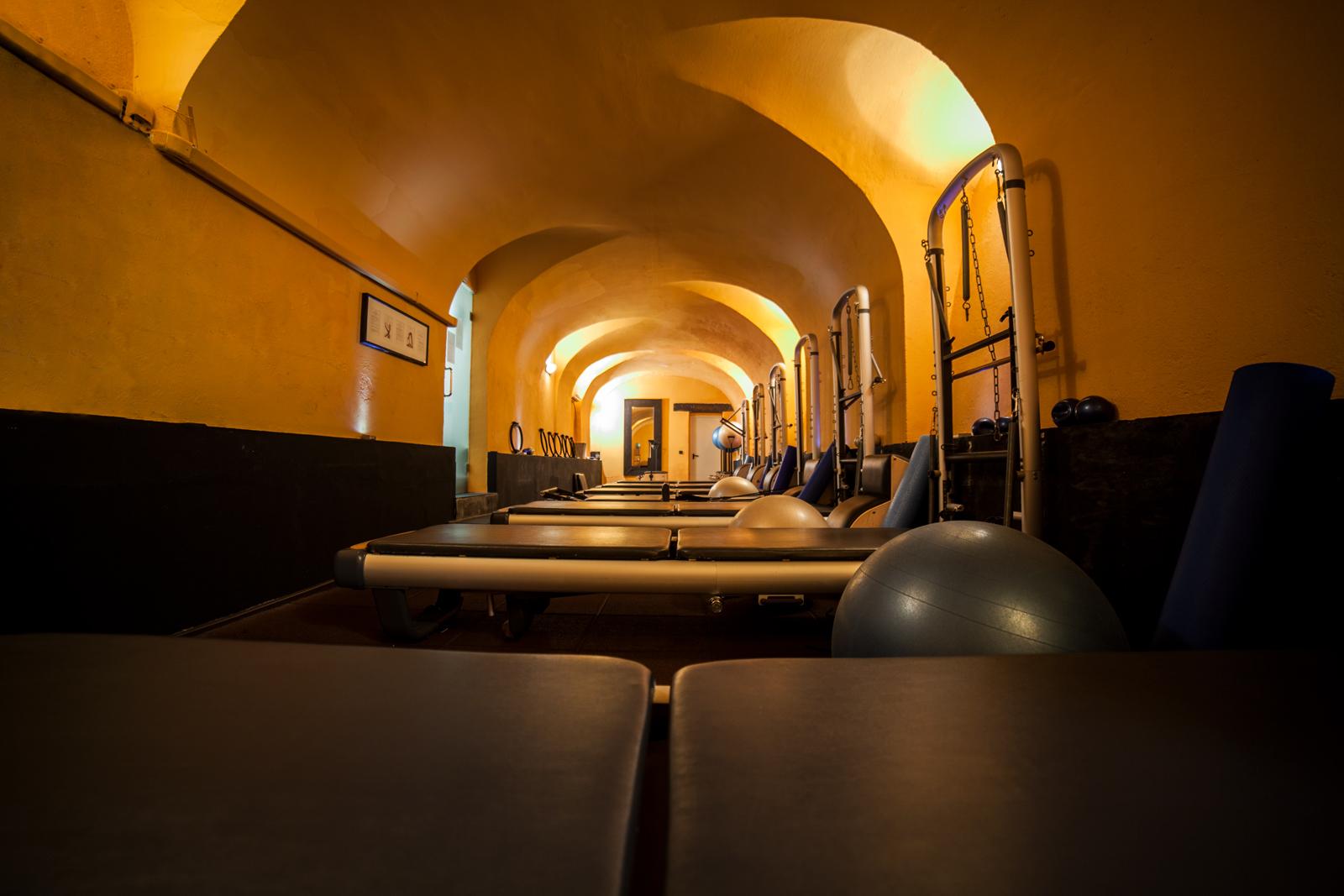 Nuestra sala de Pilates está esperándote si aún no la conoces © Las Recreativas
