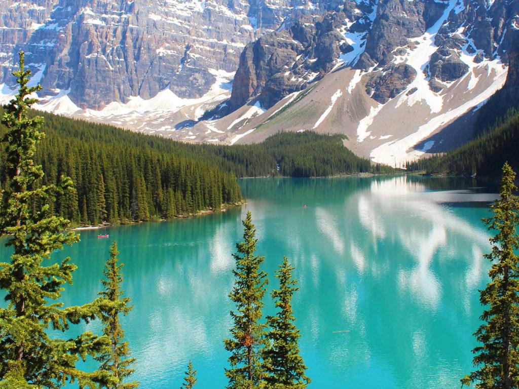 Lago Louise, Canadá.