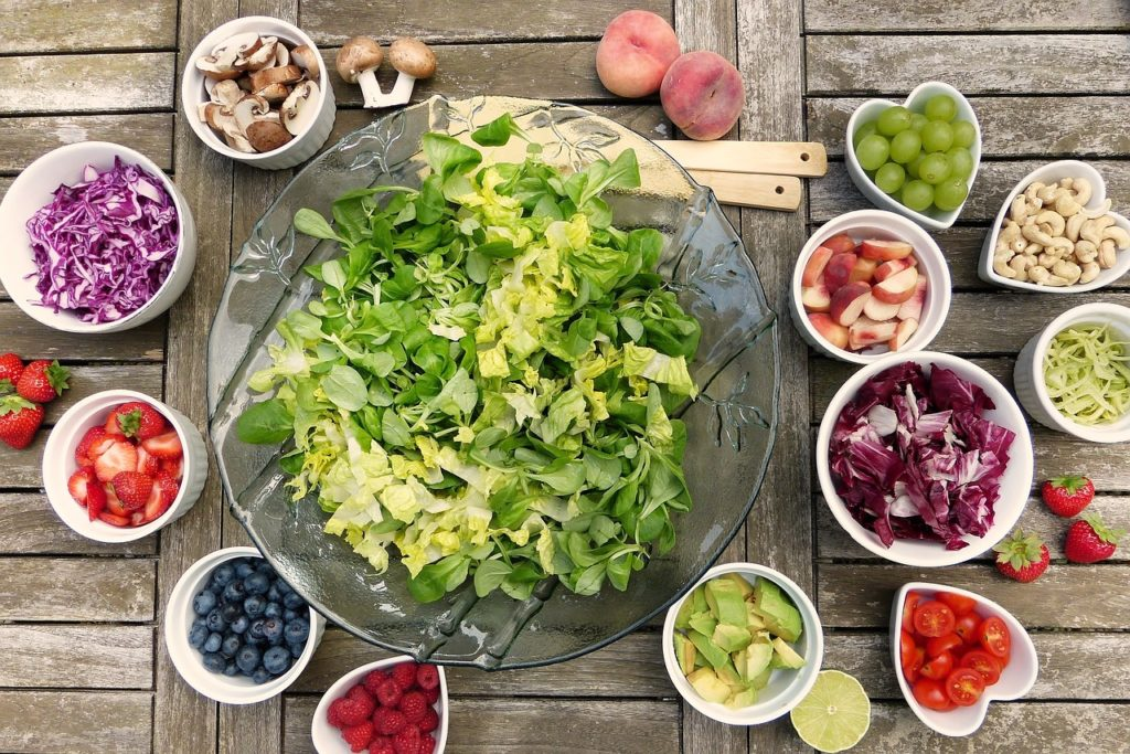 El vegetarianismo es una de las opciones más saludables para nuestra alimentación