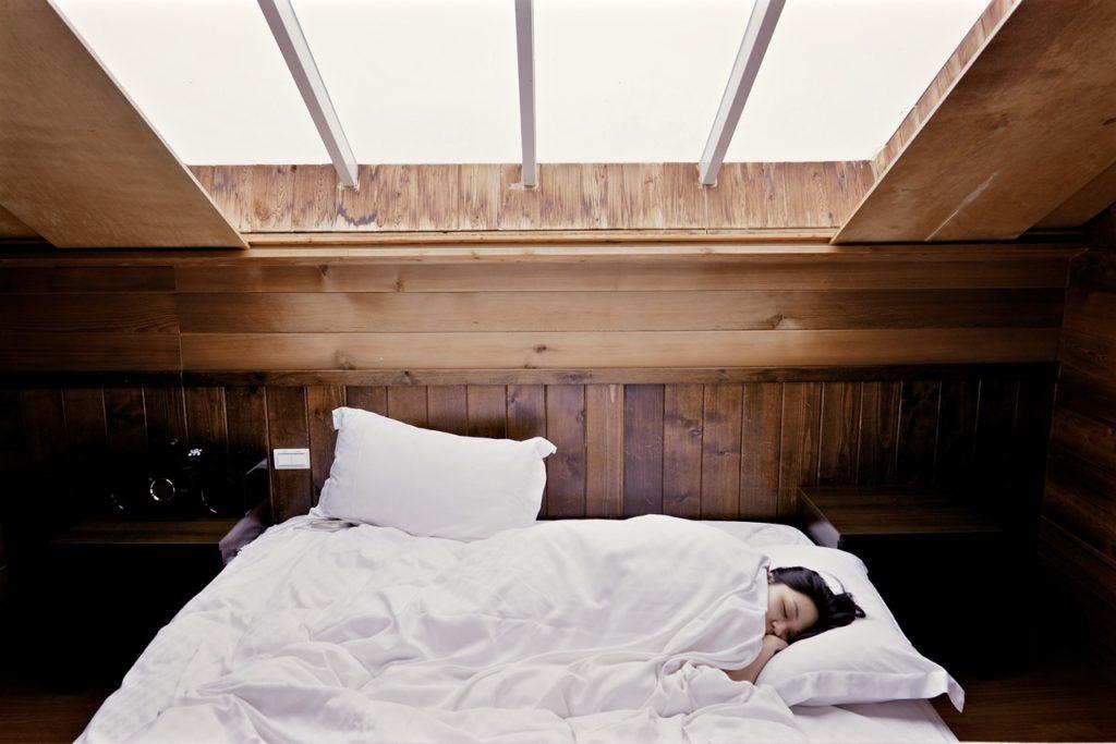 Dormir 8 horas diarias es muy importante para poder afrontar el día con garantías