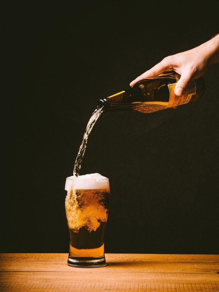 ¿Puede la cerveza ser sana? La respuesta es sí.
