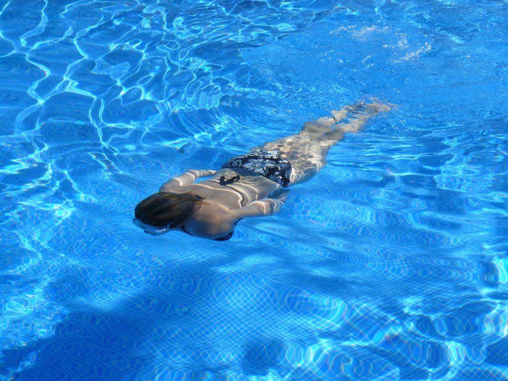 Nadar mejora con eficacia nuestra capacidad pulmonar
