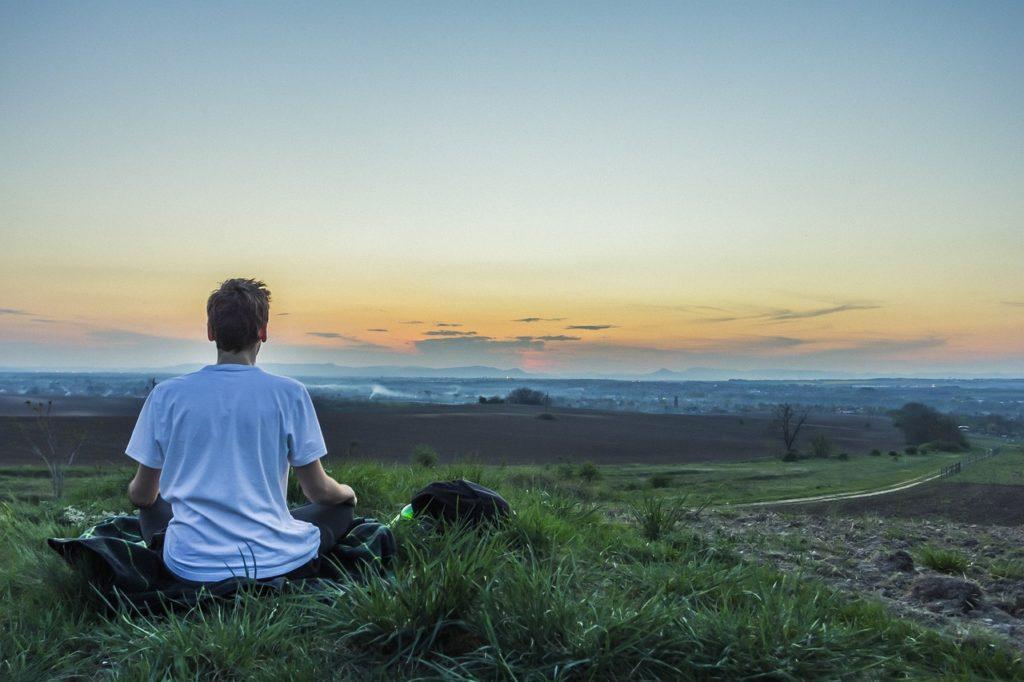 El yoga nos aporta la relajación y la serenidad que tan necesarias son en nuestro día a día
