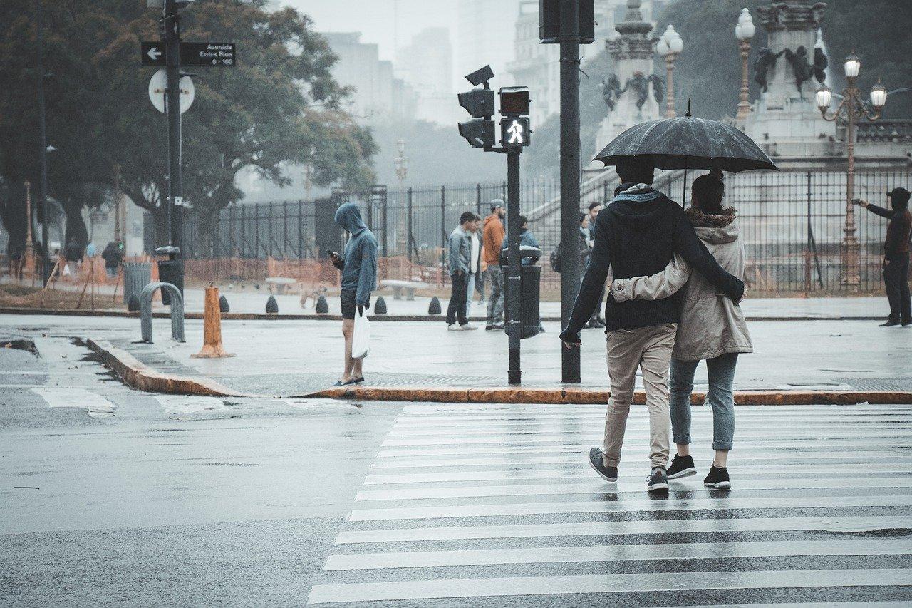 Anímate con los consejos de Espacio Z para salir a la calle los días de lluvia