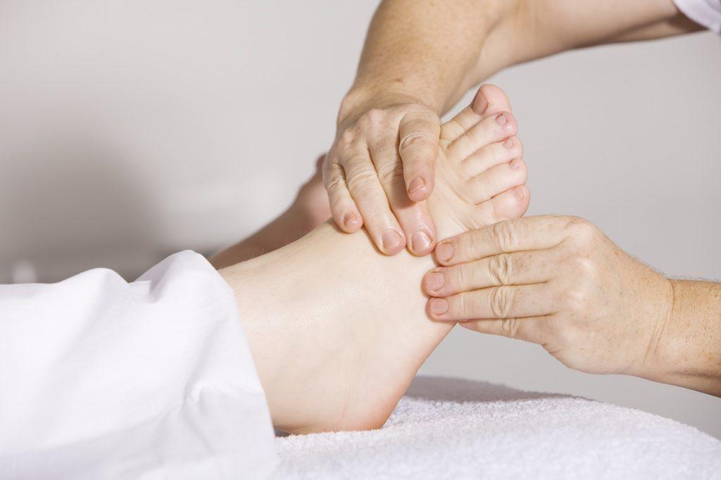 Los masajes ayudan a que nuestra sangre se reparta mejor por todo nuestro organismo